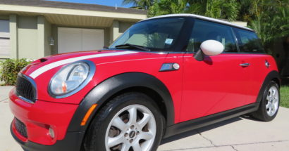 2009 Mini Cooper Turbo S! One Owner! 54k Miles!        $7650.00