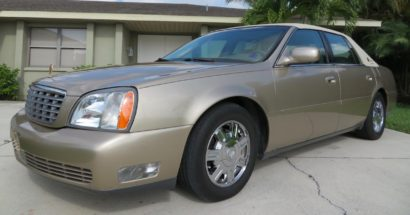 2005 Cadillac Deville  Just 49k Miles!              $6950.00