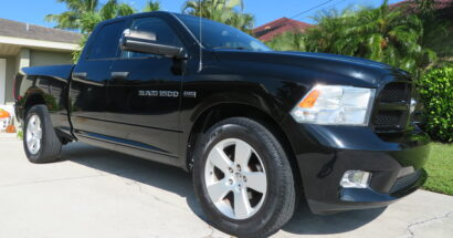 2012 Dodge Ram 1500 Crew Cab 4×4! Just 63k Miles!             $18950.00