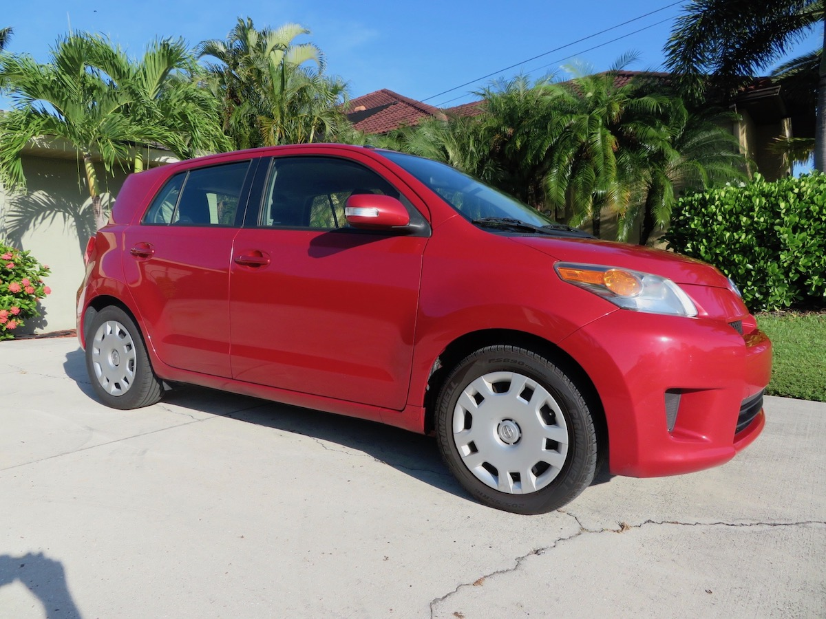 2014 Scion XD    $7500.00
